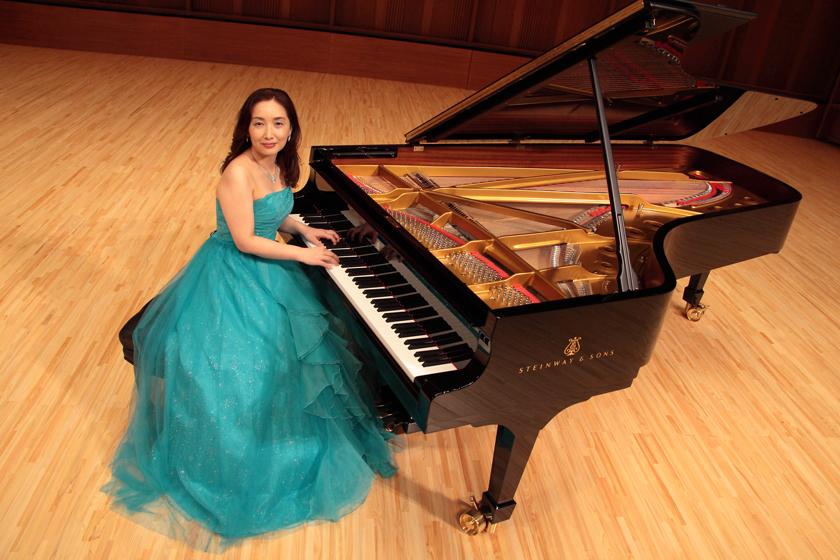 ピアニスト 中根希子